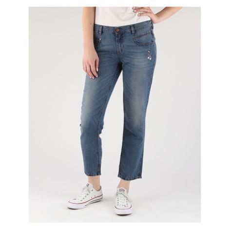 Diesel Belthy Jeans Modrá