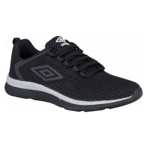 Umbro REDCOTE čierna - Pánska voľnočasová obuv