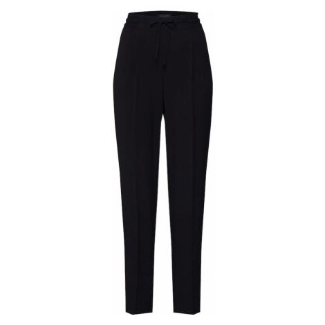 Freequent Plisované nohavice 'FQLIZY-PA'  čierna