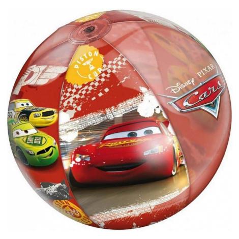 Nafukovací plážový míč MONDO CARS 50cm - auta