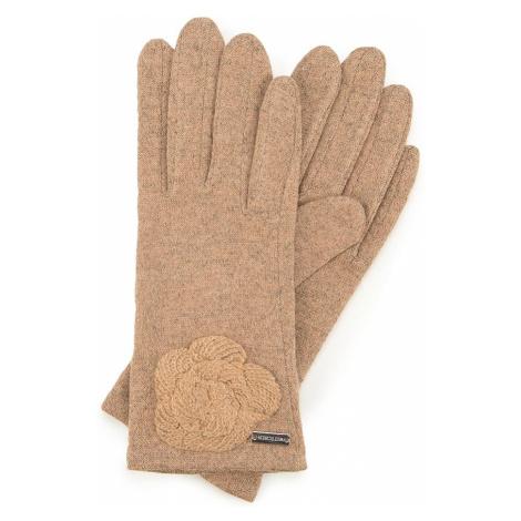 Béžové dámske rukavice Wittchen