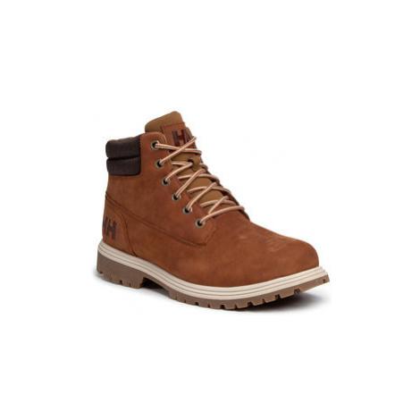 Helly Hansen Outdoorová obuv Fremont 114-24.580 Hnedá