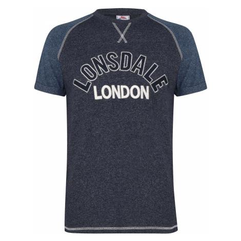 Lonsdale Short Sleeve T-Shirt Mens