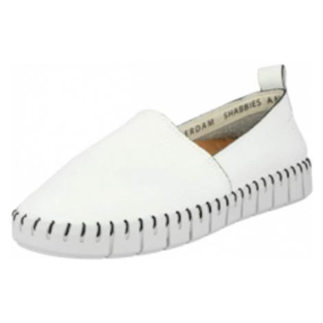 SHABBIES AMSTERDAM Papuče  biela