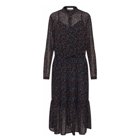 MOSS COPENHAGEN Košeľové šaty 'Rosalie'  modrá