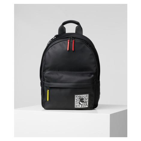 Batoh Karl Lagerfeld K/Pixel Nylon Backpack