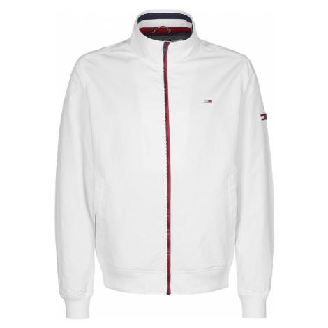 Tommy Jeans Prechodná bunda ' Sportswear '  biela Tommy Hilfiger