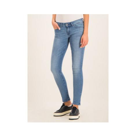 Marc O'Polo Slim fit džínsy M07 9067 12011 Modrá Slim Fit