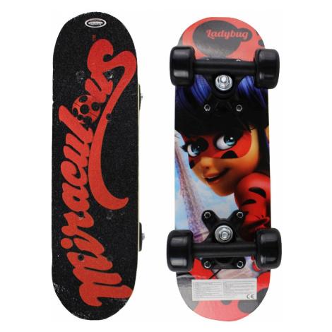 Skateboard SPARTAN Mini - Miraculous