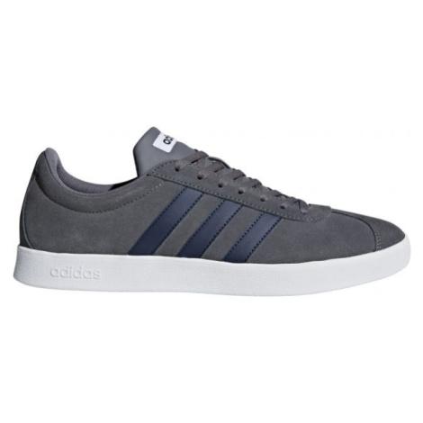 adidas VL COURT 2.0 biela - Pánska voľnočasová obuv