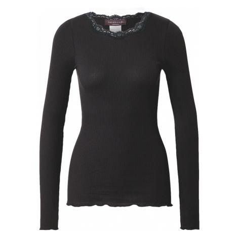 rosemunde Tričko  čierna