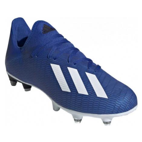 adidas X 19.3 SG modrá - Pánske lisokolíky