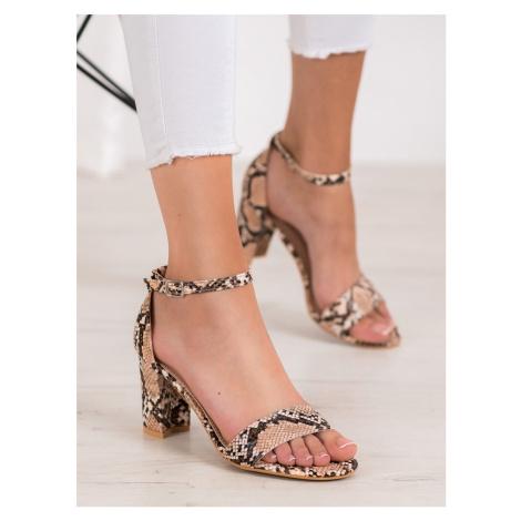 Dámske sandále 66104 Anesia Paris