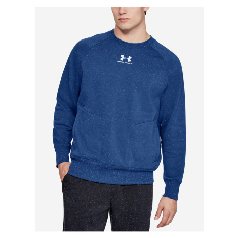 Speckled Under Armour Men's Blue Sweatshirt