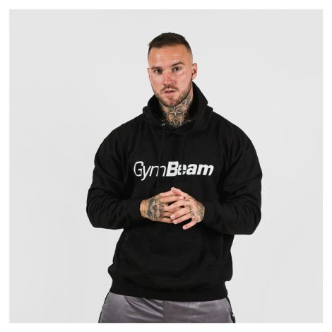GymBeam Mikina PRO Hoodie Black  XXL