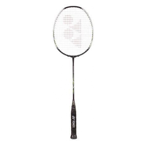 Nanoflare 170 Light badmintonová raketa černá-limetková Yonex