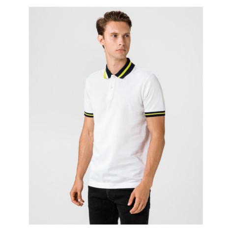 BOSS Parlay 82 Polo tričko Biela Hugo Boss