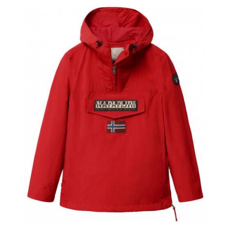 Napapijri RAINFOREST W SUM 2 červená - Dámska bunda