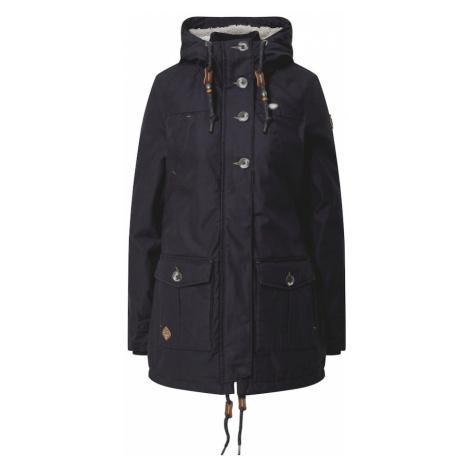 Ragwear Prechodný kabát 'Jane'  námornícka modrá
