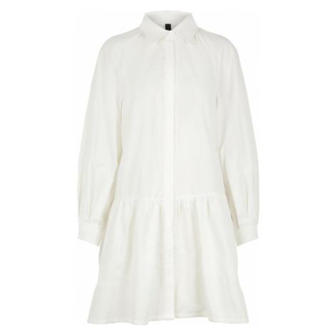 Y.A.S Košeľové šaty 'Scorpio'  biela