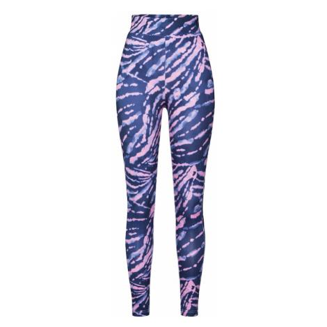 Urban Classics Legíny  ružová / fialová / modrá