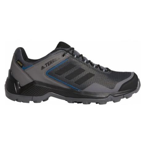 adidas TERREX EASTRAIL GTX tmavo sivá - Pánska outdoorová obuv