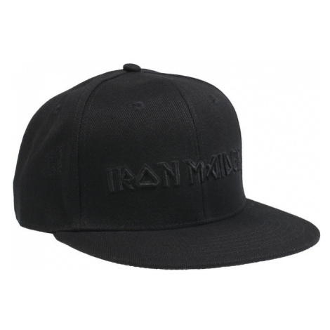 šiltovka ROCK OFF Iron Maiden Logo & Trooper