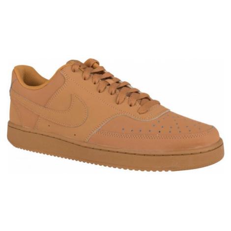 Nike COURT VISION LOW - Pánska voľnočasová obuv