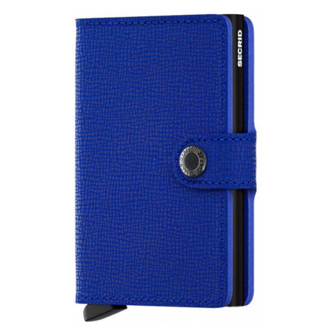 Secrid Miniwallet Crisple blue Black-One size modré MC-blue-Black-One size