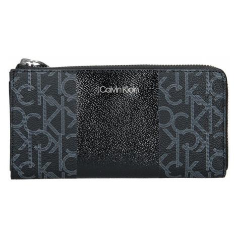 Dámska peňaženka Calvin Klein Paola - čierna