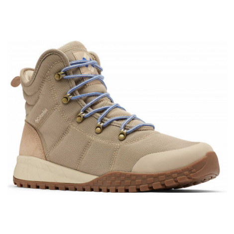 Columbia FAIRBANKS OMNI-HEAT hnedá - Pánska zimná obuv