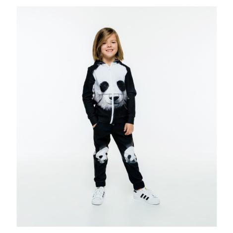Detská mikina Mr. GUGU & Miss GO PANDA
