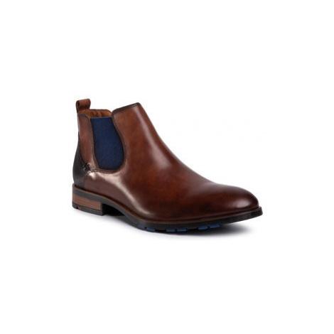 Lloyd Členková obuv s elastickým prvkom Jaser 20-562-32 Hnedá