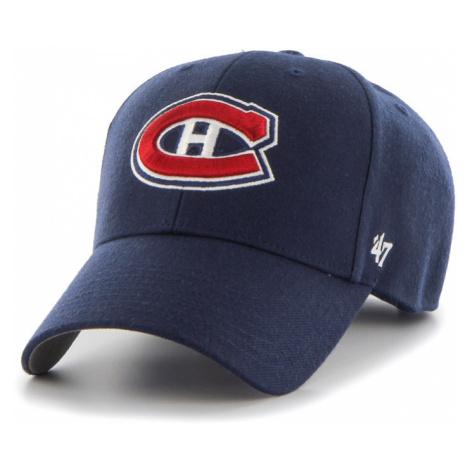 Šiltovka 47 Brand MVP NHL Montreal Canadiens tmavo modrá