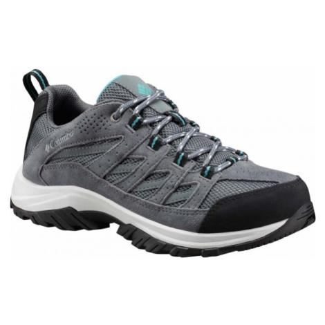 Columbia CRESTWOOD šedá - Dámska multišportová obuv