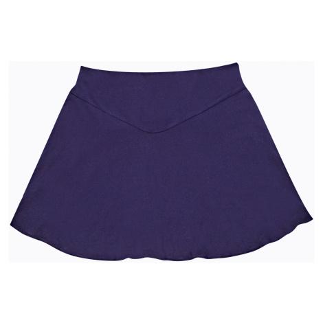 GATE Sukňa so šortkami z úpletu