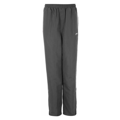 Slazenger Open Hem Woven Pants Junior Boys Charcoal