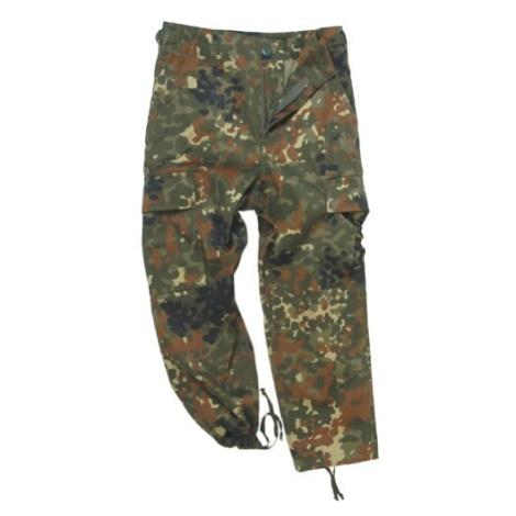 Detské nohavice US BDU Mil-Tec® - flecktarn