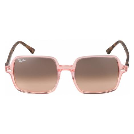 Ray-Ban Slnečné okuliare '0RB1973'  béžová / ružová