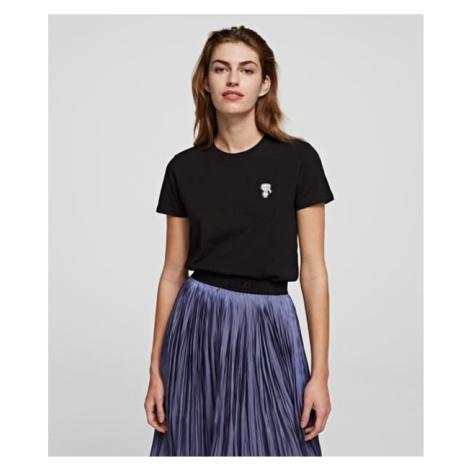 Tričko Karl Lagerfeld Mini Ikonik Karl Patch T-Shirt
