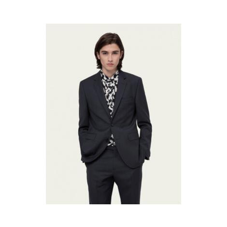 Hugo Oblek Jeffery/Simmons182 50406347 Sivá Regular Fit Hugo Boss