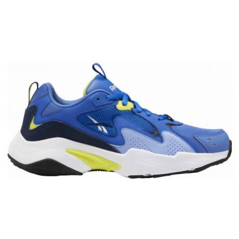 Reebok ROYAL TURBO modrá - Pánska voľnočasová obuv