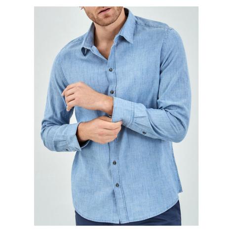 Pánska košeľa Polly modrá
