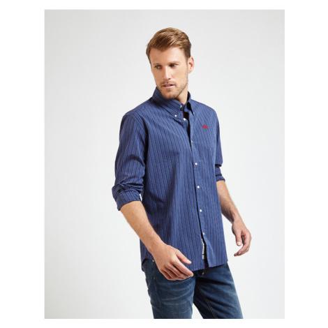 Košeľa La Martina Man Shirt L/S Poplin Striped Y