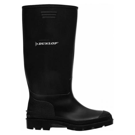 Dunlop Mens Wellingtons černá