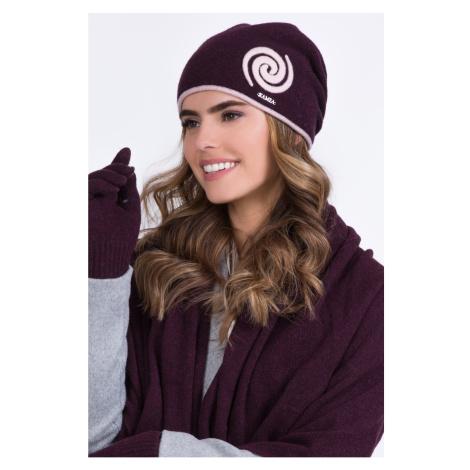 Kamea Woman's Hat K.20.032.14 Purple