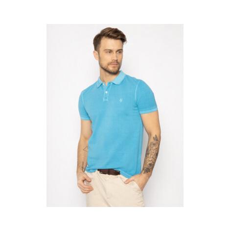 Marc O'Polo Polokošeľa 022 2266 53024 Modrá Regular Fit