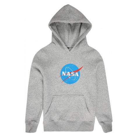 Mister Tee Mikina 'NASA'  červená / sivá / modrá