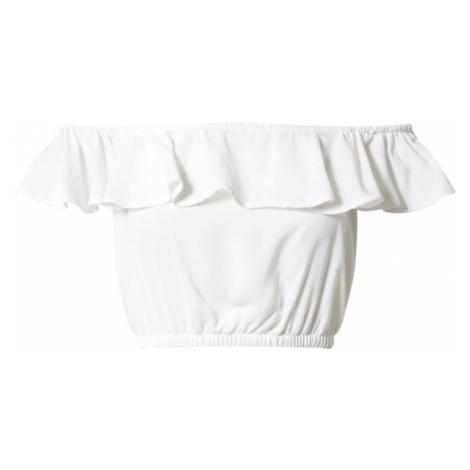 NA-KD Tričko  biela