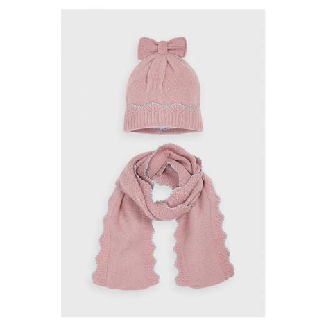Mayoral - Detská čiapka a šál